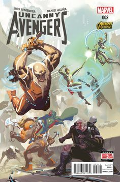 Browse the Marvel Comics issue Uncanny Avengers Learn where to read it, and check out the comic's cover art, variants, writers, & more! Avengers 2015, Uncanny Avengers, Marvel Avengers, Marvel Now, Marvel Comics Art, Marvel Comic Universe, Comics Universe, Comic Book Girl, Comic Book Artists