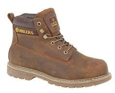 Amblers Unisex FS164 Sicherheits Schuhe / Damen/Frauen Stiefel (40 EUR) (Braun) - http://on-line-kaufen.de/amblers/40-eu-amblers-unisex-fs164-sicherheitsschuhe