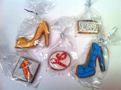 Now I have seen it all - Louboutin biscuits.