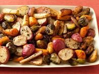 Roasted Potatoes, Carrots, Parsnips and …