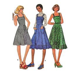 Check out this item in my Etsy shop https://www.etsy.com/listing/294835365/1970s-vintage-sewing-pattern-mccalls