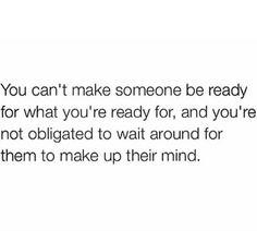 Can't make it happen