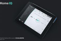 HomeIQ - Smart Home System on Behance