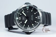 IWC Aquatimer Automatic 2000 watch