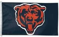 Chicago Bears Flag 3x5 Z157-3208542829