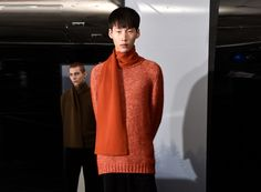 The Composition of Knitwear: Discover John Smedley London Fashion Week Mens, Aw17, Knitwear, Product Launch, Knitting, Sweaters, Collection, Design, Tricot