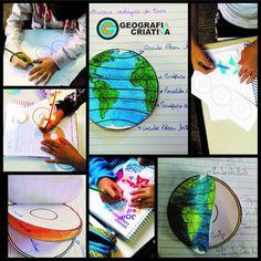 ESTRUTURAS GEOLÓGICAS DO INTERIOR DA TERRA :: Geografia Criativa