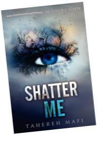 Justine Magazine | Shatter Me