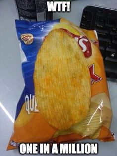 Maybe I'll Just Have One Chip