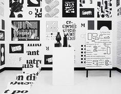Installation Pica Magazine 8po #behance #design