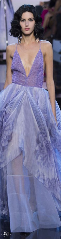 #Fabulous Giorgio Armani purple gown