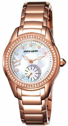 Pierre Cardin PC104262F06 – Orologio da polso donna, acciaio inox, colore: oro | Your #1 Source for Watches and Accessories