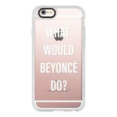 BEYONCE- TYPOGRAPHY - iPhone 6s Case,iPhone 6 Case,iPhone 6s Plus... ($40) ❤ liked on Polyvore featuring accessories, tech accessories, iphone case, apple iphone cases, iphone cover case, iphone cases and iphone hard case