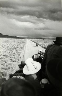 Robert Frank. Road to La Paz, Bolivia 1949