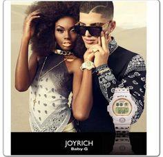 Joy rich