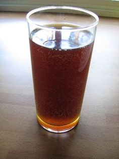 Kotikalja, traditional homemade low-alcohol beer made with rye flour, rye malt, sugar, water and fresh yeast, using very simple technique. The beer is usually sweet, but not sugary, with a light to dark brown color. Modern Finnish homemade beer typically contains extremely low amount of alcohol, being suitable also for children to drink.