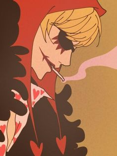 Donquixote Rocinante (Corazon) (Corasan, Cora-san) One Piece