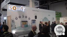 Somfy présente sa serrure connectée durant le #CES2017 - http://blog.domadoo.fr/62614-somfy-ces-serrure-connectee/