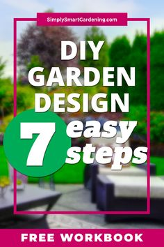 Gardening just got a lot easier! I found this amazing resource for DIY garden design today. Creating a garden layout for my backyard is easier than I thought. Simply Smart Gardening put out this step-by-step guide to designing your dream garden where you can learn the basics of landscape garden design. It's time to build a better backyard! I'm so glad I found this! Vegetable Garden Tips, Gardening For Beginners, Gardening Tips, Garden Steps, Design Basics, Backyard Paradise, Low Maintenance Garden, Rooftop Garden, Dream Garden