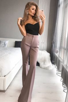 Dinner Outfits, Dress Outfits, Fall Outfits, Cute Outfits, Fashion Outfits, Summer Work Outfits, Work Outfits For Women, Classy Outfits For Women, Dressy Casual Outfits