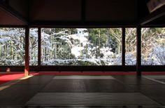 2014 雪の大原 宝泉院
