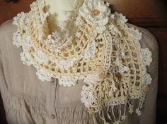 【販売済み】白の綿ケミカルレースに、生成りの糸で方眼編みを編みつけたストールです毛羽立ちのない柔らかい糸ですコットン100%ですちっちゃい小花がいっぱいの綿ケ...|ハンドメイド、手作り、手仕事品の通販・販売・購入ならCreema。