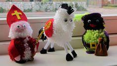 Alle foto's: Het Kreatief     Gemaakt van wol en vilt, dit leuke trio. Kiek toont op haar blog 'Het Kreatief'  hoe het moet. Ze heeft de...