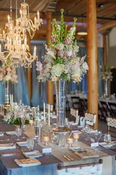 Rustic Elegance Anna Page Photography Luxury Wedding, Rustic Wedding, Dream Wedding, Elegant Wedding, Wedding Centerpieces, Wedding Decorations, Tall Centerpiece, Wedding Tables, Wedding Receptions