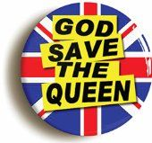 Sex Pistols God Save The Queen Button Badge Punk Costume, Punk Outfits, Gothic Accessories, Button Badge, Save The Queen, Punk Fashion, Chicago Cubs Logo, Hush Hush, Buttons