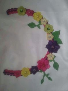 Hand Embroidery, Crochet Necklace, Couture, Jewelry, Fashion, Cowls, Kitchens, Moda, Jewlery