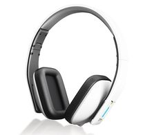 iT7x2 Wireless Bluetooth® Headphones white glossy