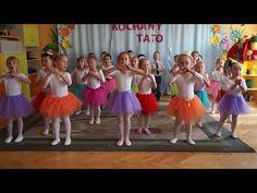 Wymarzona - w wykonaniu 4-5 latków - Dzień Mamy i Taty - YouTube Artist Album, Tiny Dancer, Zumba, Coloring Books, Tulle, Youtube, Songs, Education, Music