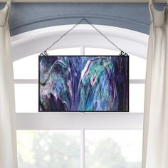 Stained Glass Window Panel from Wayfair.com