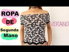 ROPA SEGUNDA MANO | COMPRAS | Primavera  | Verano | HAUL | GeloGabry - YouTube