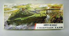 Airfix Chieftain Tank