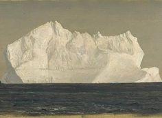 Frederic Edwin Church, Floating Iceberg, 1859