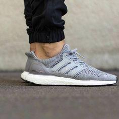 Adidas Ultra Boost - White Grey