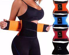 Barato Hot shapers mulheres emagrecimento shaper do corpo da cintura cintas  Cinto Controle Firme trainer Cintura 566cdfda92e92