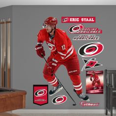 Eric Staal - Captain, Carolina Hurricanes