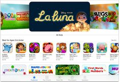Apple Launched New Category in App Store for Kids Apps ~ Educational Technology and Mobile Learning