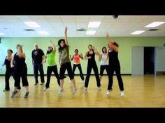Hey Baby~ Pitbul feat. T-Pain #fitness #zumba