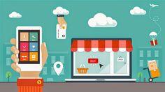 E-Commerce magasin physique et boutique en ligne | exitstudio.be/ | http://exitstudio.be/blog/pourquoi-avoir-un-site-internet-ou-e-commerce-est-devenu-indispensable-en-2015/