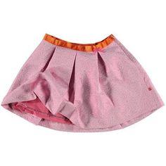 bi-colored skirt 1