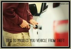 Ways to protect your vehicle from theft #CarSafety #CarTheft