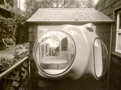 """Poole House Remodel"", San Francisco. 1974 Ant Farm"