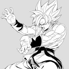 Goku Performing The Biggest God Nut In History Manga Dragon, Dragon Z, Dragon Ball Gt, Dbz, Goku Pics, Small Dragon Tattoos, Son Goku, Goku 2, Dragon Images