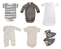 Eco-Friendly Baby Clothes curated by Kristina Meltzer on The Chalkboard