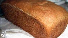 Teljes kiőrlésű búzakenyér | Nosalty Top 15, Banana Bread, Side Dishes, Food And Drink, Cooking, Desserts, Foodies, Breads, Kitchen