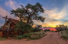 Sunrise, Country Roads, Cabin, House Styles, Landscapes, Pictures, African, Quotes, Home Decor