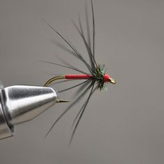 Light Spanish Needle Spider Qty 3 Soft Hackle Wet Fly